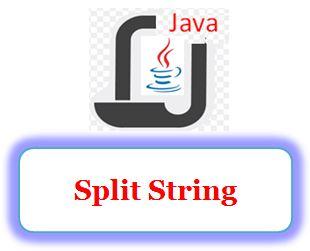Split String in Java