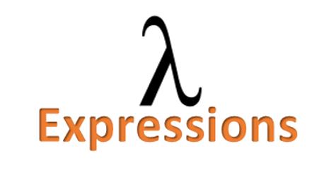 lambda expression