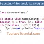 Java Quiz 2