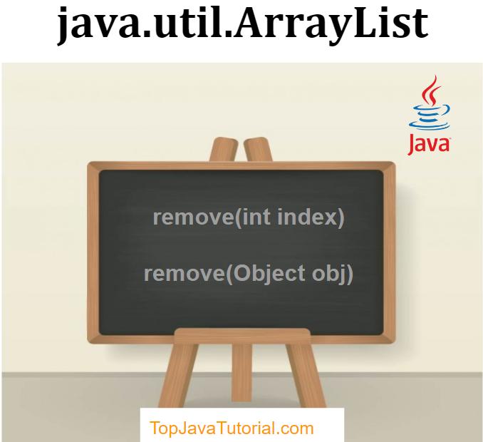 arraylist remove