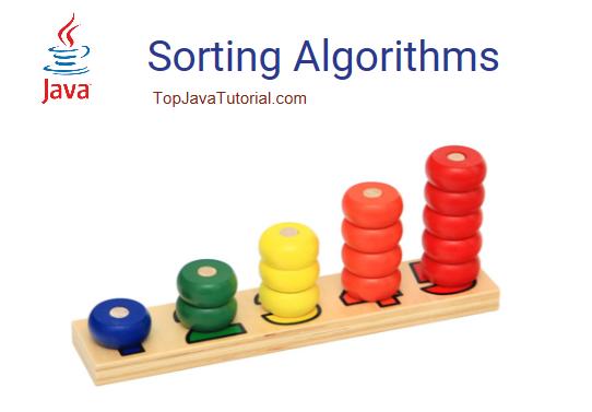 java sorting algorithms