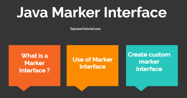 java-marker-interface