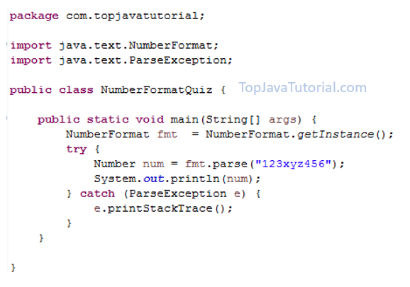 Java puzzle on parsing String to Number
