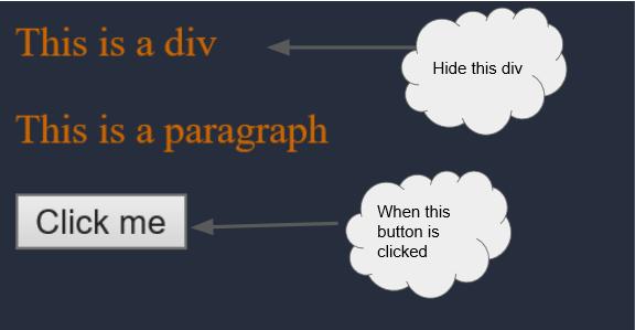 jQuery example