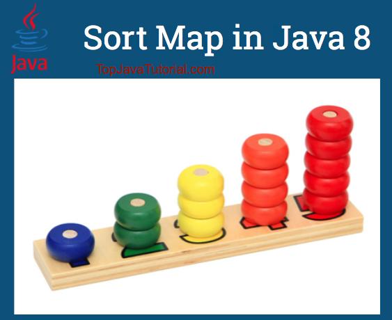 Sort map in Java 8