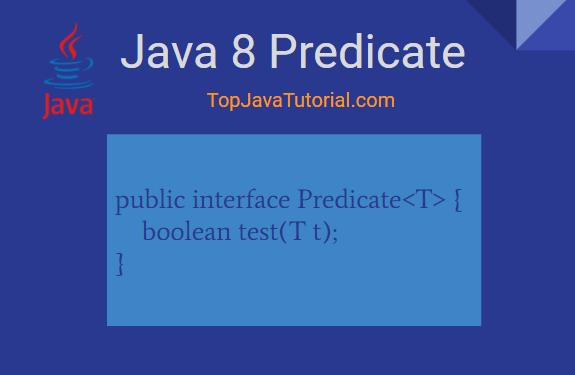 Java 8 Predicate