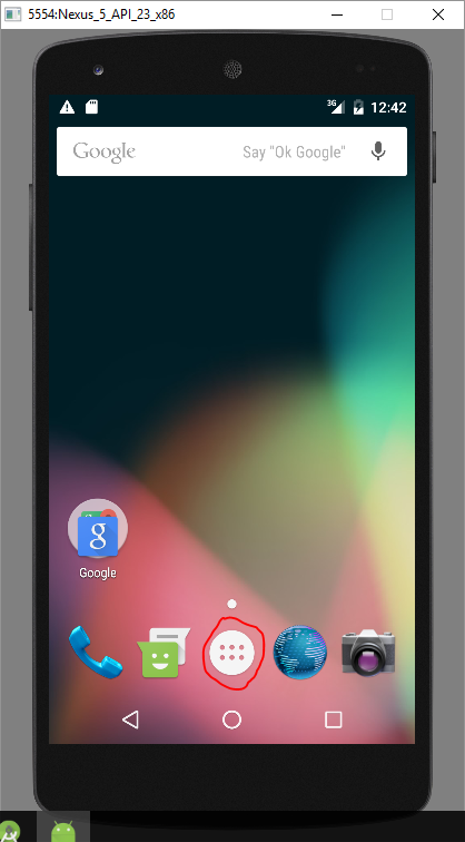 android-emulator-screen-apps