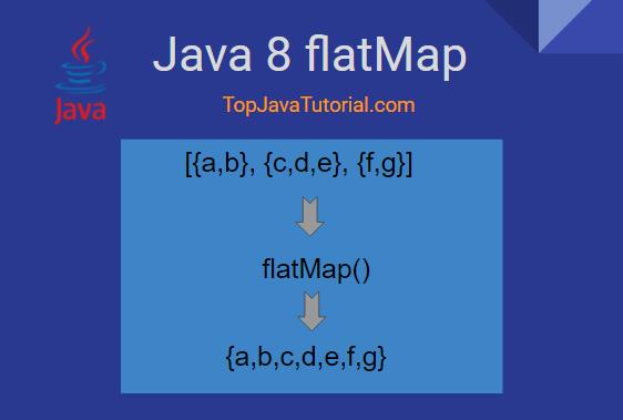 java 8 stream flatmap
