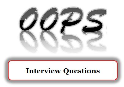 Java Object Oriented Programming interview questions and answers - Top Java  Tutorial